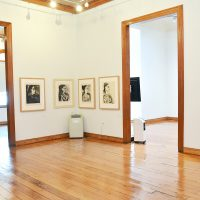 Sala de Arte Casa Collahuasi, interior