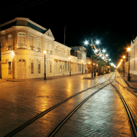 Calle Baquedano, Iquique