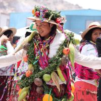 Danza carnaval Mamiña