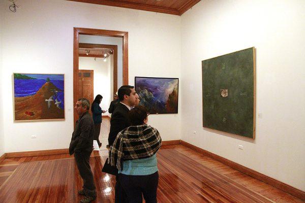 """Exposición """"Copia Feliz del Edén"""", Sala de Arte Iquique"""