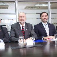 Ministerio de Minería, MOP y empresas mineras firman convenio de mejora de infraestructura afectada por invierno altiplánico